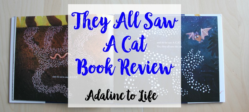 They All Saw A Cat Book Review