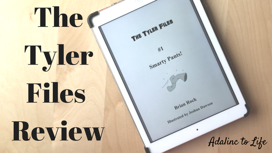 The Tyler Files by Brian Rock Review
