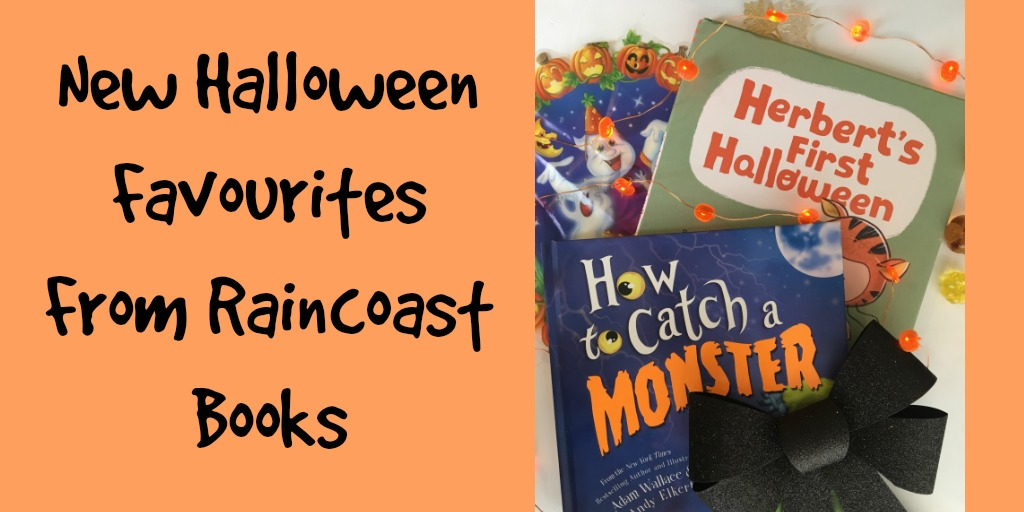 New Halloween Favourites From Raincoast Books